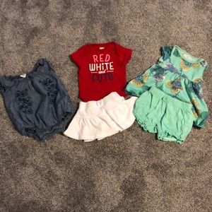 c00347111 Old Navy Matching Sets | Lot Of 03 Month Outfits | Poshmark